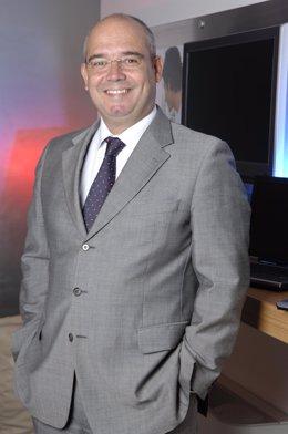 João Amaral,  director regional de Toshiba para la península ibérica
