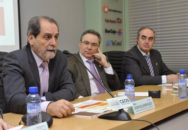 Acto de presentación de la Estrategia en Huesca