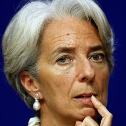 Christine Lagarde ministra economia
