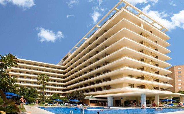 Imagen del Gran Hotel Cervantes de Torremolinos (Málaga), perteneciente a la cad