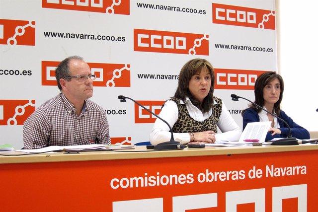 Manuel Vázquez, secretario de la Federación de Pensionistas y Jubilados de CCOO
