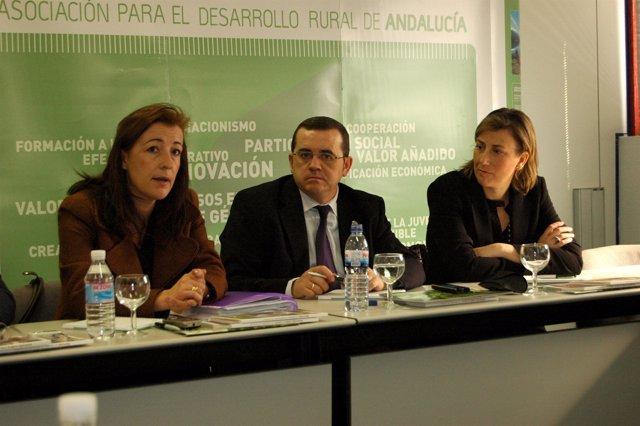 La secretaria general del Medio Rural y la Producción Ecológica, Mabel Salinas,