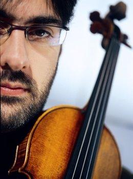 El violinista Leonidas Kavakos