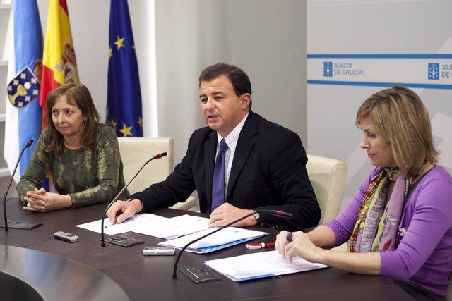 O conselleiro de Economía e Industria, Javier Guerra, comparecerá en rolda de pr