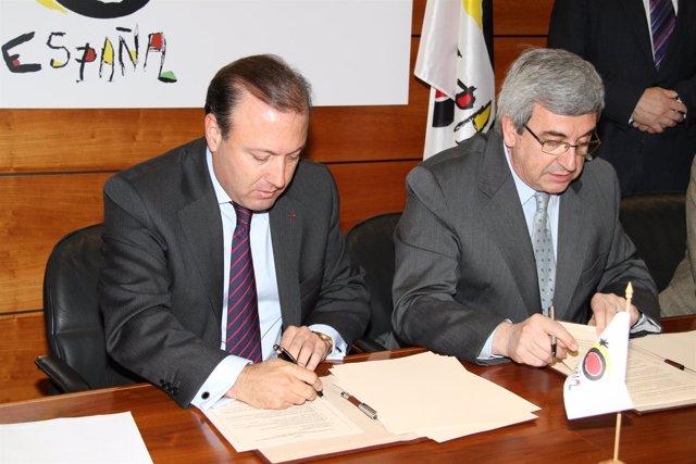 Acuerdo de colaboración con 'Saborea España'