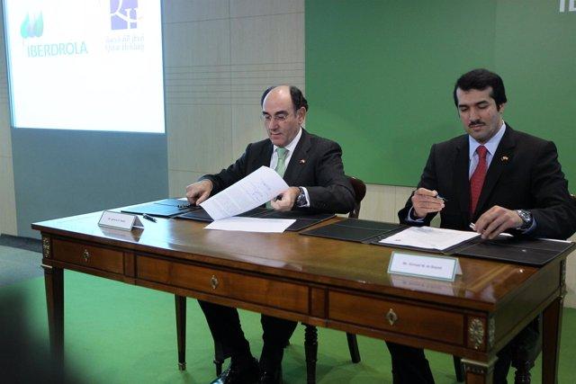 Qatar e Iberdrola firman acuerdo