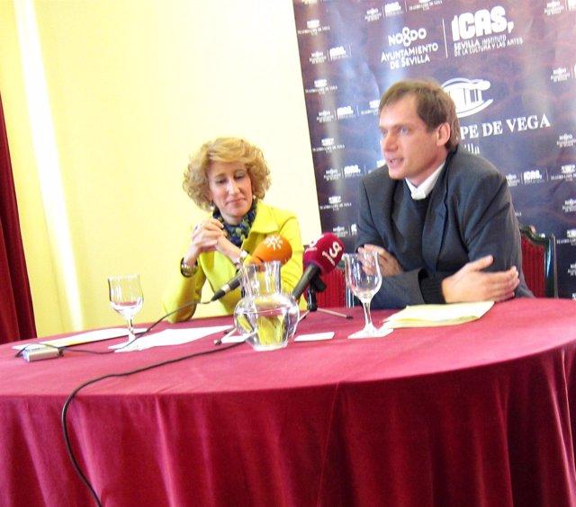 Maribel Montaño y Antonio Álamo presentan la programación de otoño de 2011