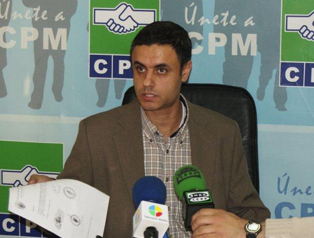 Abdelhamid Mohamed, diputado de CPM