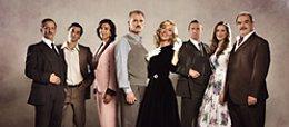 La versión teatral de 'Amar en tiempos revueltos', este viernes en Baluarte.