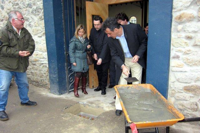Comienzan las obras de saneamiento de la cuenca media del Pisueña