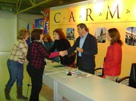 Empleo.- Las primeras seis empresas del CADE de Carmona inician su actividad