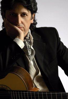 El guitarrista Cañizares