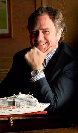 Pierfrancesco Vago, consejero delegado de MSC Cruceros