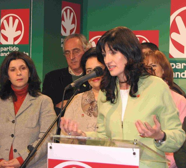 Pilar González.