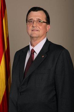 El conseller de Empresa y Empleo, Francesc Xavier Mena