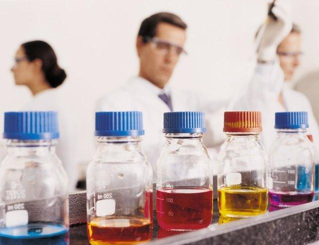 Fármacos, laboratorio