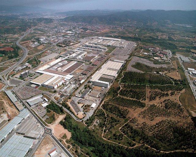 Fábrica de Seat en Martorell (Barcelona)