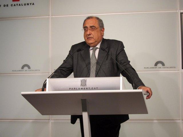Joaquim Nadal, PSC