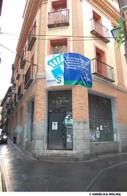 Centro Salud Sillería Toledo