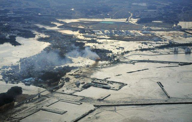 Terremoto en Japón