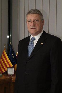 Eduard Soler, decano del Colegio de Titulados Mercantiles y Empresariales de Bar
