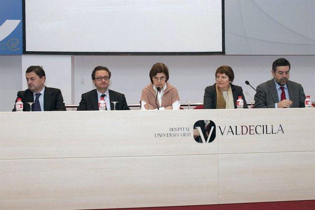 Jornada sobre gestión Sanitaria en Valdecilla