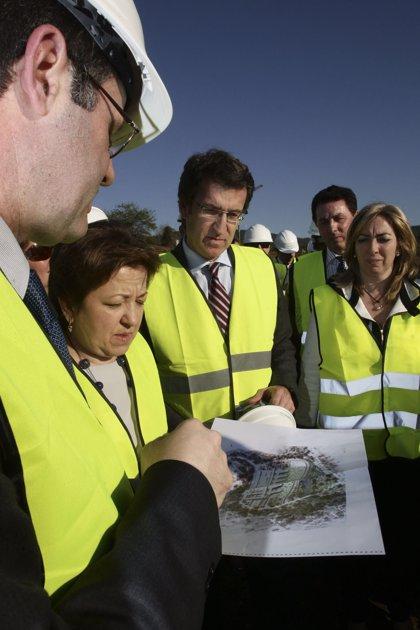 """Galicia.- Feijóo dice que el nuevo hospital de Vigo será """"tan público"""" como el resto del Sergas"""