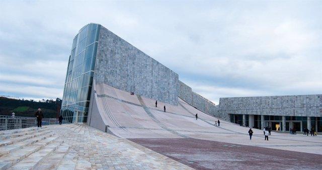 Cidade da Cultura de Galicia