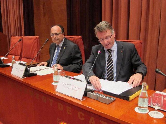 Comisión de la Sindicatura de Cuentas