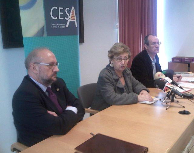 Presentación del informe 'Organización del trabajo, conciliación y absentismo' d