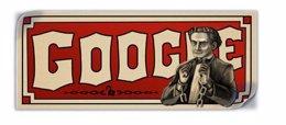 doodle de Harry Houdini