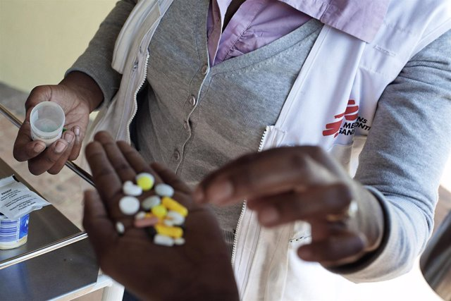 MSF, medicamentos, tuberculosis