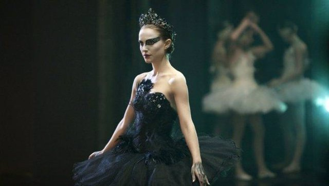 Natalie Portman Cisne Negro