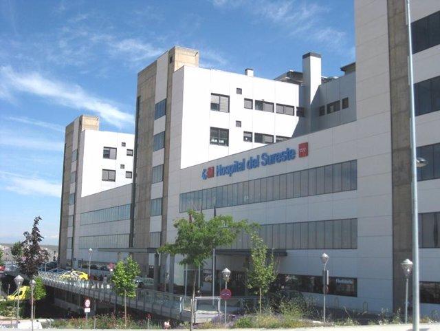 Fachada Hospital del Sureste