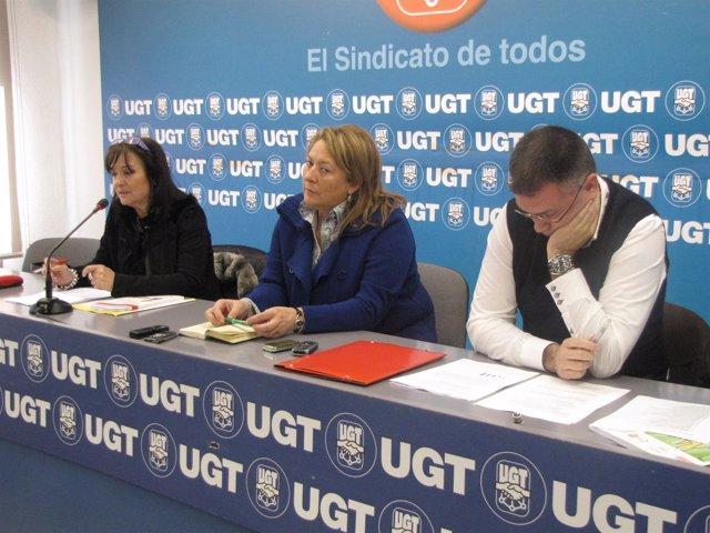 UGT ha presentado un informe sobre el estrés en la enseñanza Secundaria.