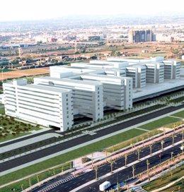 Nuevo hospital La Fe