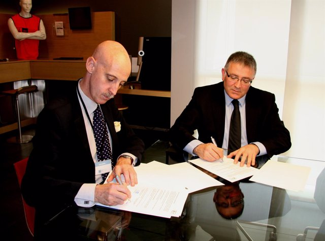 Acuerdo entre IBV y Colegio de Fisioterapeutas