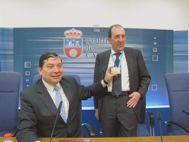 Presentación de Miguel Ángel Piris como director científico del IFIMAV