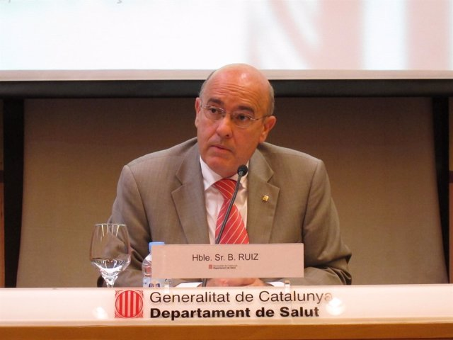 El conseller de Salud de la Generalitat Boi Ruiz