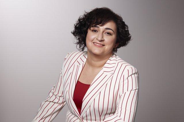 Caridad Rives, candidata PSOE a la Alcaldía de Cartagena