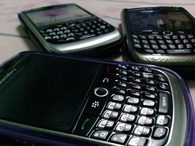 Blackberry por Honou CC FLickr