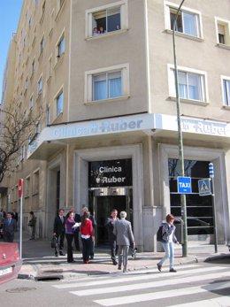Clínica Ruber de Madrid