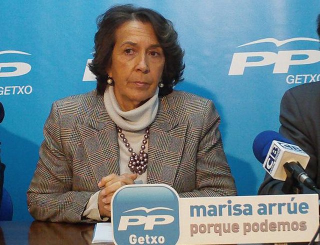Marisa Arrúe