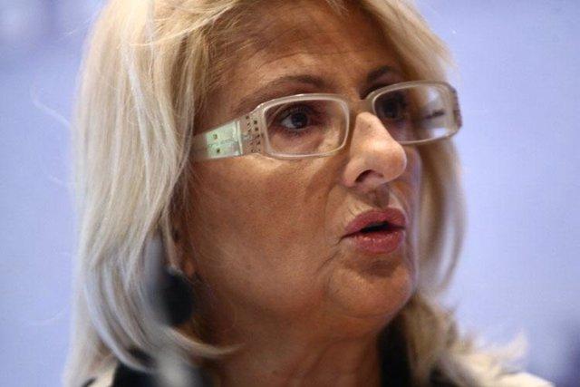 María Teresa Costa, presidenta de la CNE