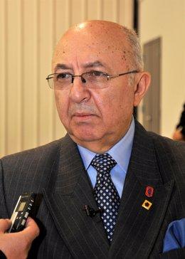 El embajador de Ecuador en Estados Unidos, Luis Gallegos.