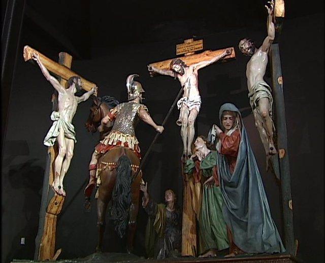Museo de Semana Santa acoge imaginería de la Pasión