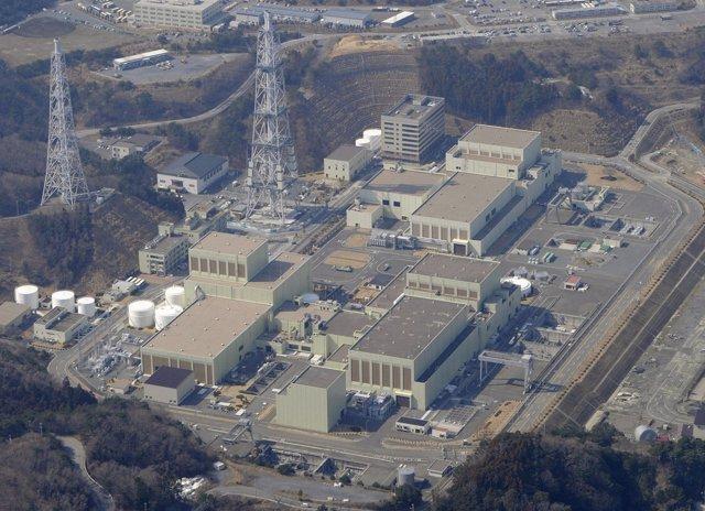 Planta nuclear de Onagawa, Japón