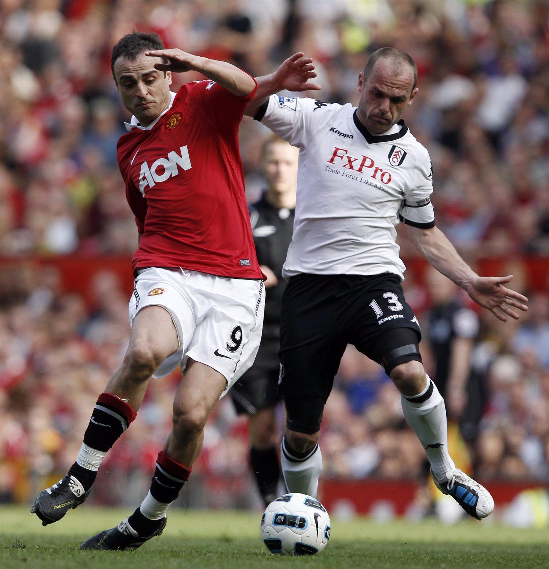 Fútbol/Premier. (Crónica) (Crónica) Fútbol/Premier. El Manchester United prosigue su camino  6802e8