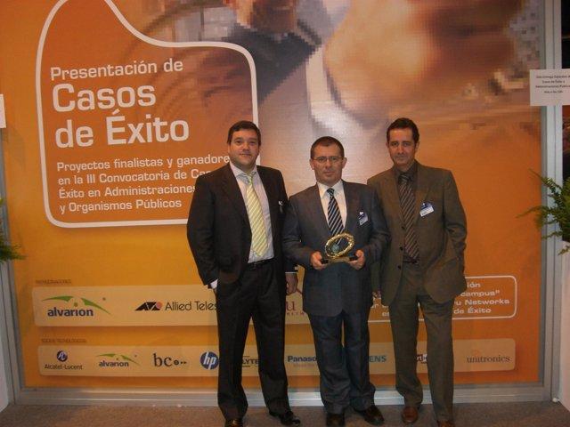 Los nuevos hospitales Santa Lucía en Cartagena y Los Arcos del Mar Menor reciben