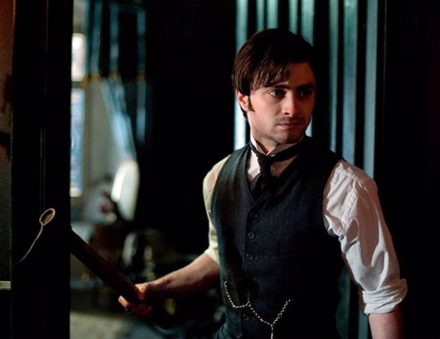 Daniel Radcliffe En The Woman In Black